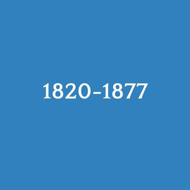 1820 1877